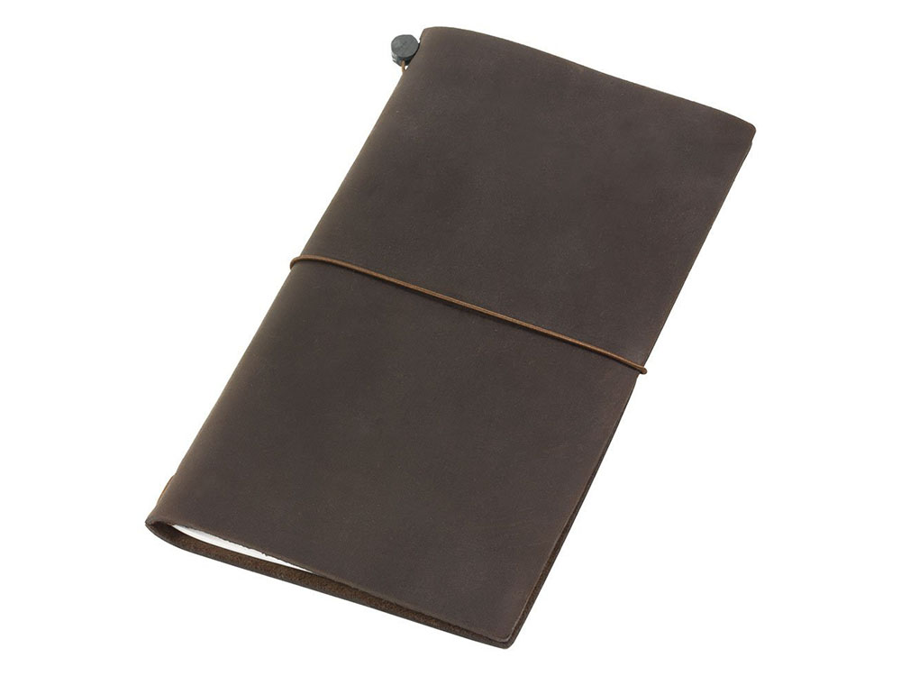 Traveler's Notebook Marrón