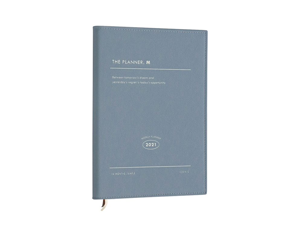 Iconic - The Planner M - Azul