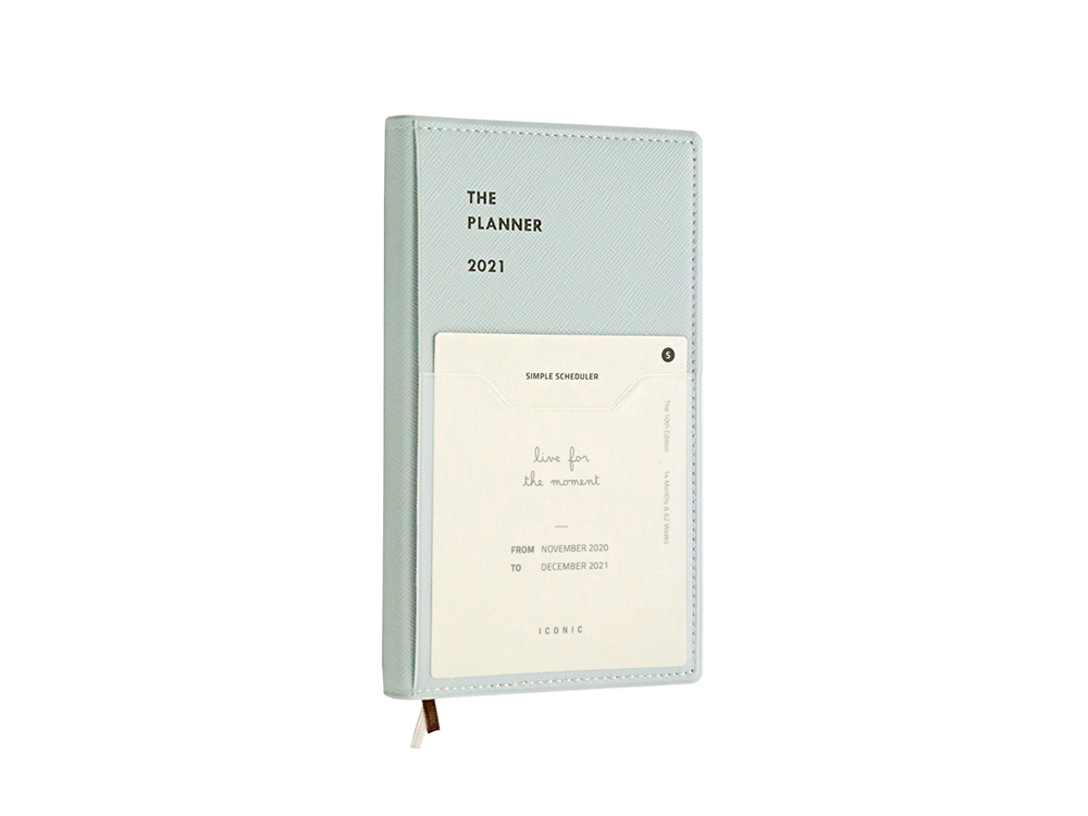 Iconic - The Planner S - Mint