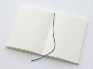 midori notebook lined pages