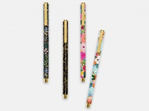 rifle paper rollerball pen